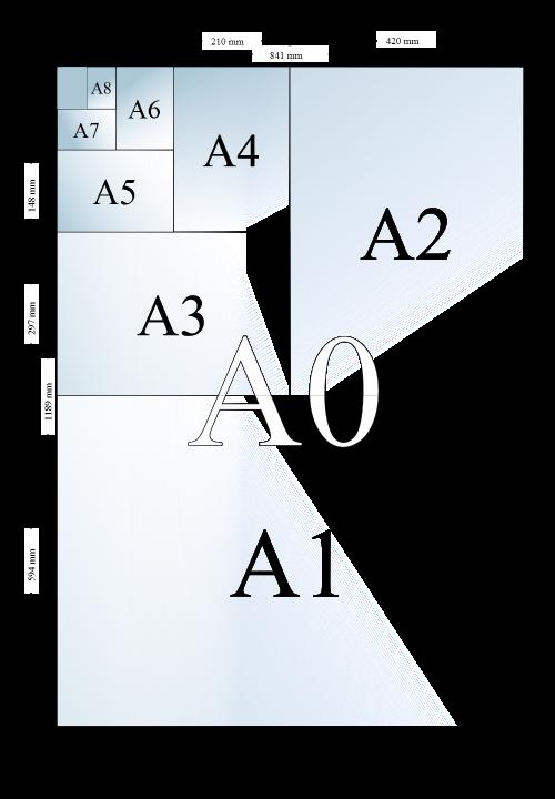 Как сделать конверт формата а4 - онлайн курсы